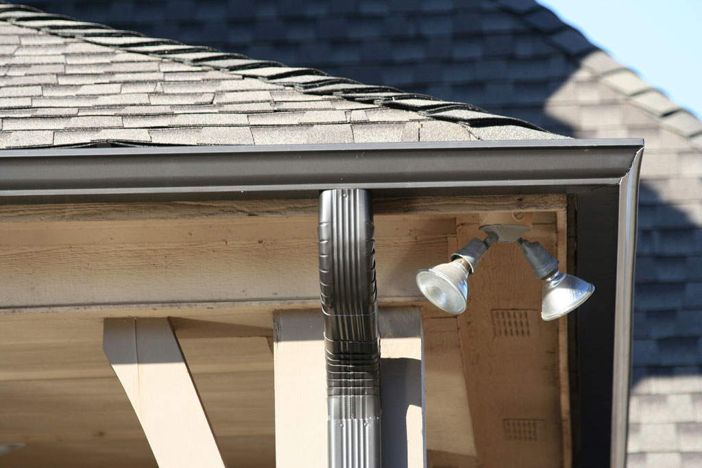 Gutters Are Designed To Protect Your House From Flooding