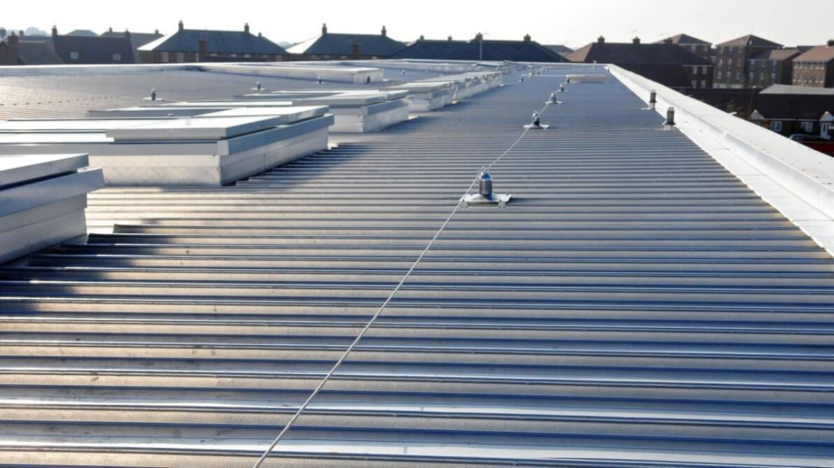 Choosing the right commercial roofing system for your for Roof right