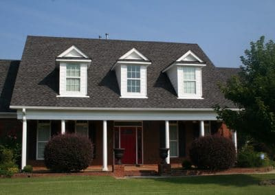 Owens Corning Shingle Roof - Slate Gray